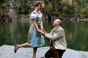 Liebesantrag Mann bei Frau - Frauen kennenlernen Fehler