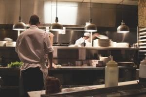 Suppenküche Gespräch